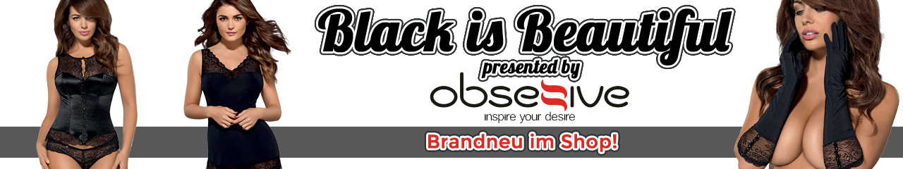 Black is Beautiful by Obsessive
